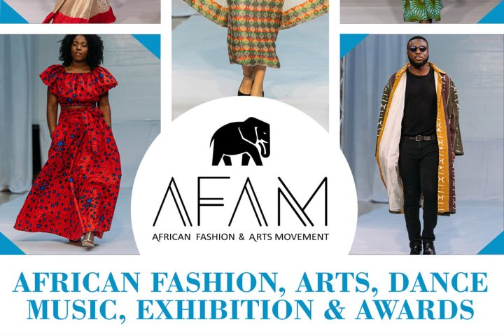 African Fashion and Arts Movement Vancouver 2020