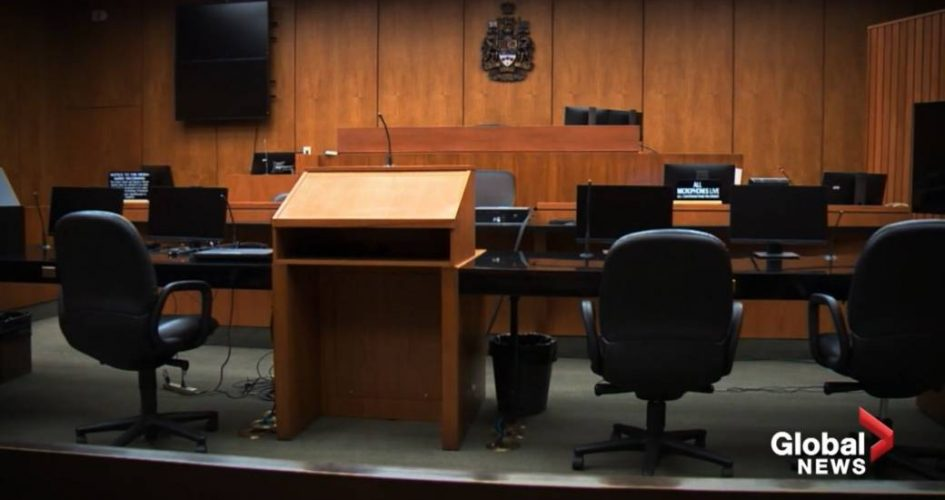 Alberta jury trials to resume next month at offsite locations due to COVID-19 pandemic