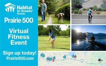 Habitat for Humanity Manitoba Prairie 500