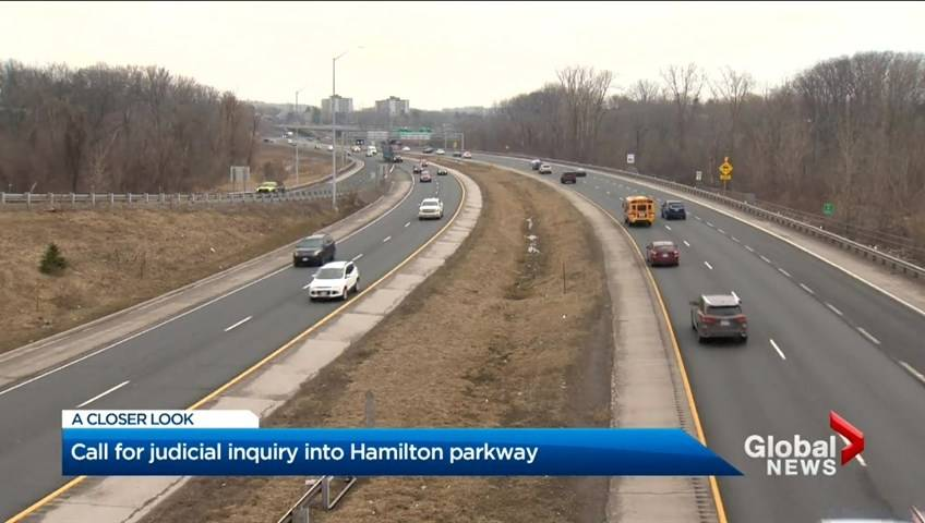 Hamilton's Red Hill Valley Parkway Inquiry is ready to hear from accident victims
