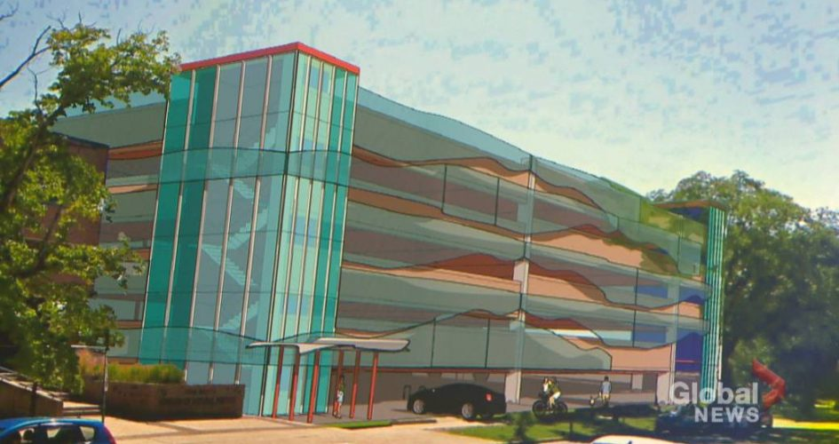 Province of Nova Scotia awards $29M hospital parkade contract to Lindsay Construction