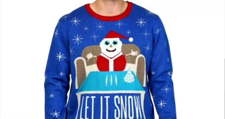 Walmart.ca pulls Christmas sweater featuring Santa with cocaine