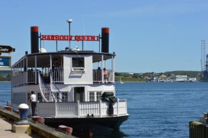 Haligonians get five more weekends of access to George's Island
